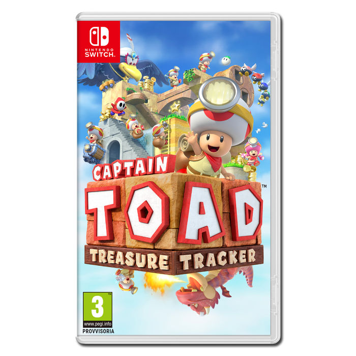 Captain Toad - Treasure Tracker - NSW - thumb - MediaWorld.it