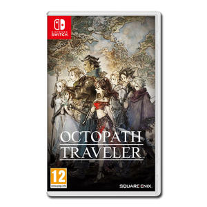 Octopath Traveler - NSW - thumb - MediaWorld.it