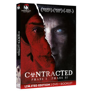 Contracted - Phase I e Phase II (Limited Edition) - DVD - thumb - MediaWorld.it