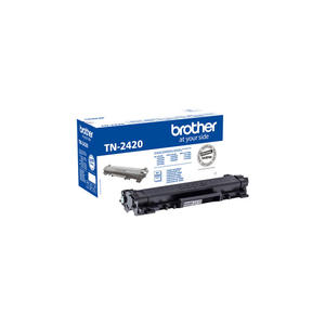 BROTHER Toner TN 2420 Black - MediaWorld.it