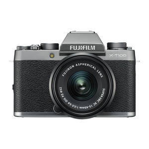 FUJIFILM X-T100 +XC15/45mm Silver - MediaWorld.it