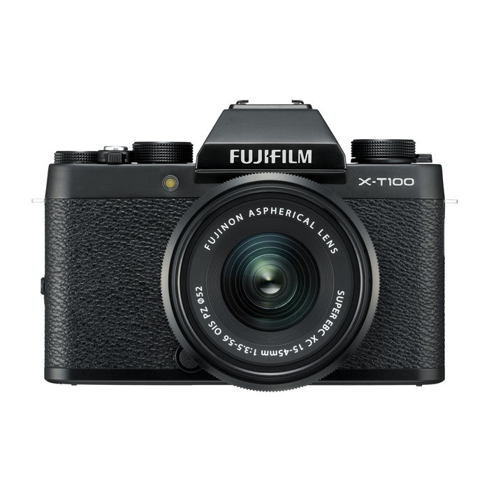 FUJIFILM X-T100 +XC15/45mm Black - thumb - MediaWorld.it