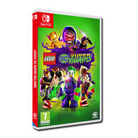 Gioco Azione / Avventura Switch PREVENDITA LEGO DC Super Villains - NSW su Mediaworld.it