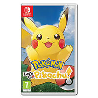 Gioco di ruolo Switch PREVENDITA Pokémon Let's Go, Pikachu! - NSW su Mediaworld.it