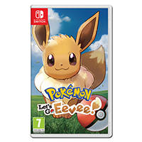 Gioco di ruolo Switch PREVENDITA Pokémon Let's Go, Eevee! - NSW su Mediaworld.it