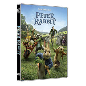 Peter Rabbit - DVD - thumb - MediaWorld.it
