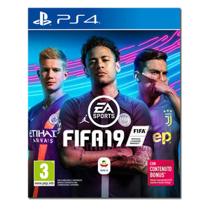 FIFA 19 - PS4 - PRMG GRADING OOBN - SCONTO 15,00% - MediaWorld.it
