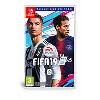 Gioco Sportivo Switch PREVENDITA Fifa 19 Champions Edition - Nintendo Switch su Mediaworld.it