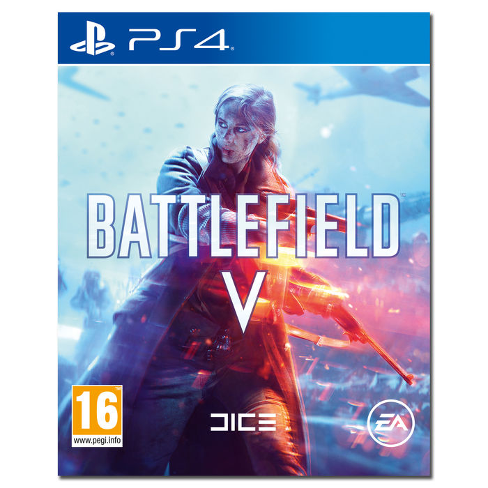 Battlefield V - PS4 - thumb - MediaWorld.it