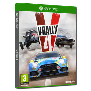 V-Rally 4 - XBOX ONE - thumb - MediaWorld.it