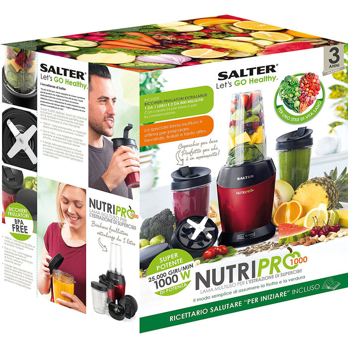 SALTER Nutri Pro - thumb - MediaWorld.it
