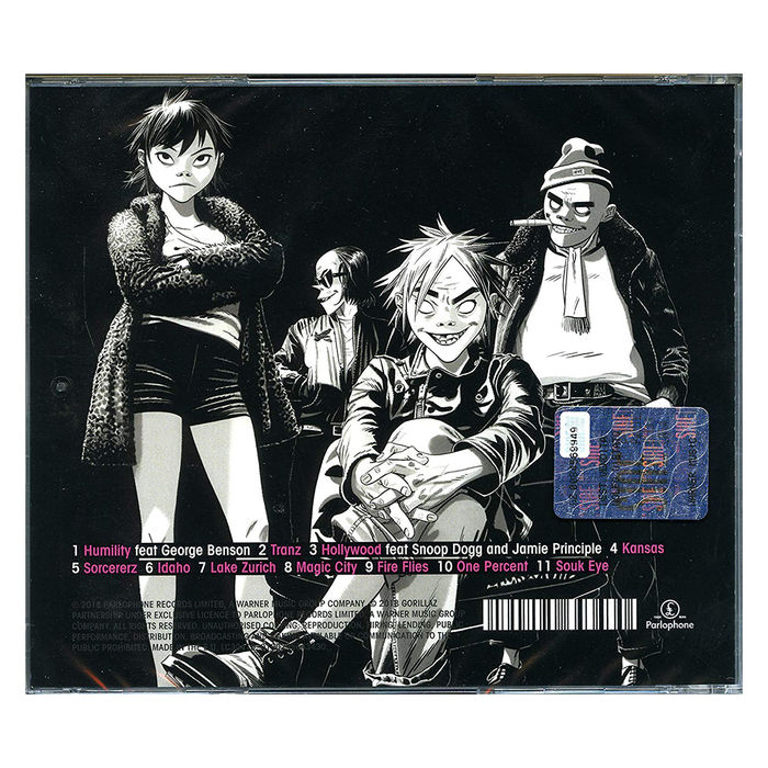 Gorillaz - The Now Now CD - thumb - MediaWorld.it