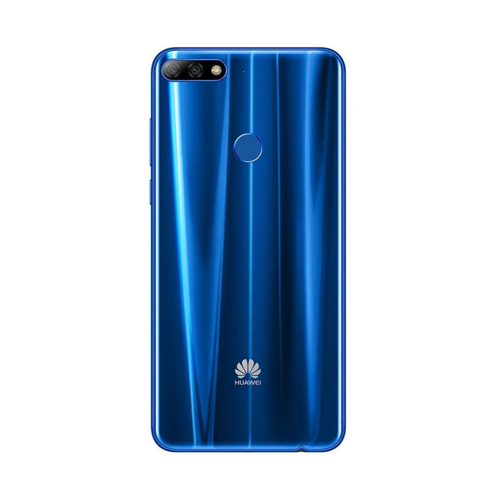 HUAWEI Y7 2018 Blue Tim - thumb - MediaWorld.it