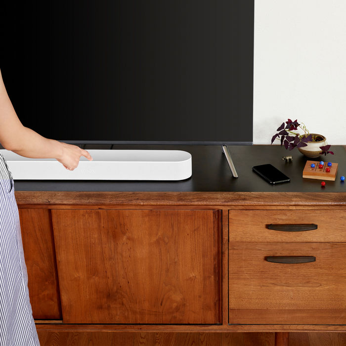 SONOS Soundbar Beam White - thumb - MediaWorld.it