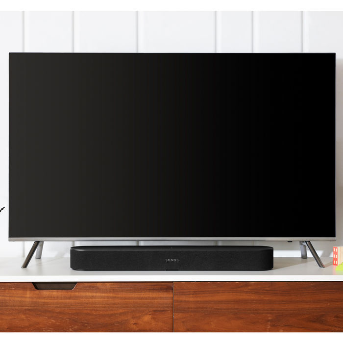SONOS Soundbar Beam Black - thumb - MediaWorld.it