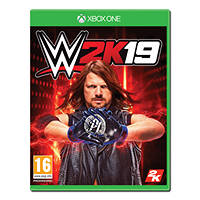 Gioco Sportivo Xbox One PREVENDITA WWE 2K19 - XBOX ONE su Mediaworld.it