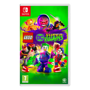 LEGO DC Super Villains - NSW - MediaWorld.it