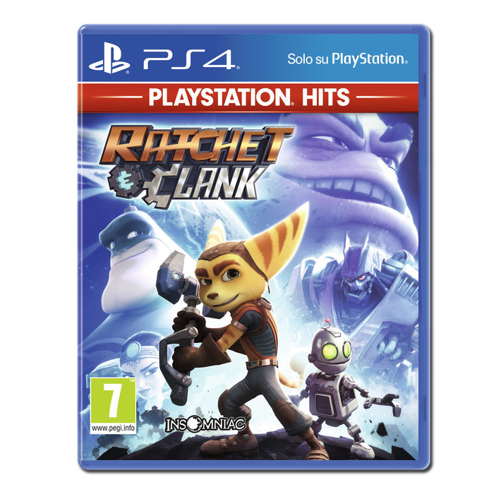 Ratchet & Clank (PS Hits) - PS4 - thumb - MediaWorld.it