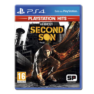 inFamous - Second Son (PS Hits) - PS4