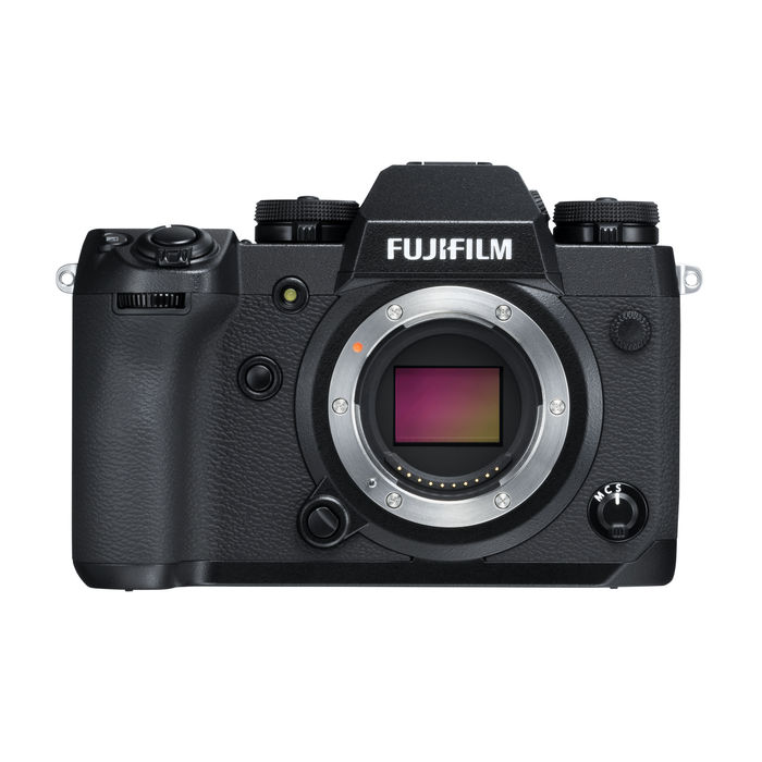 FUJIFILM X-H1 Black - thumb - MediaWorld.it