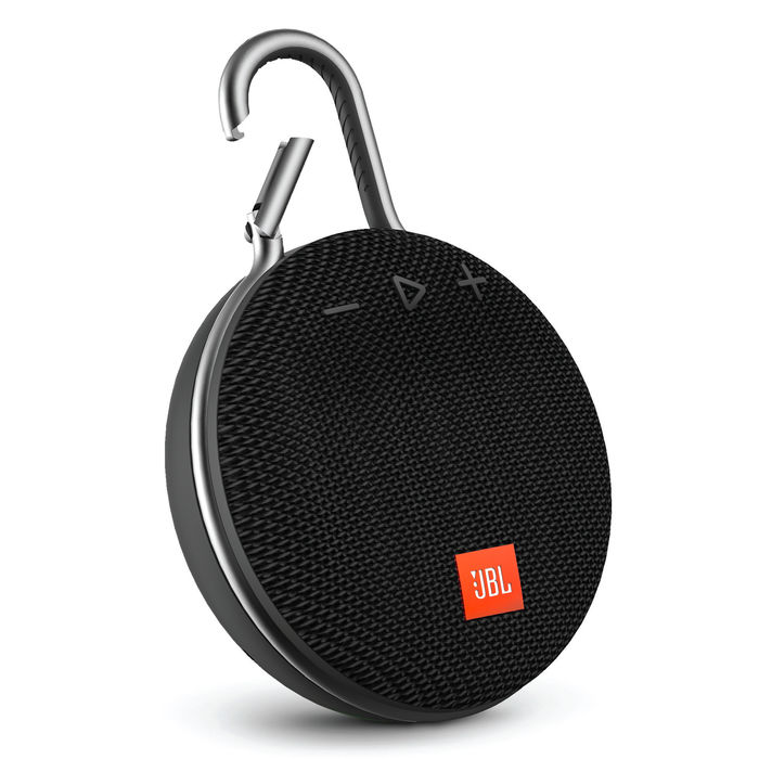 JBL CLIP 3 BLACK - thumb - MediaWorld.it