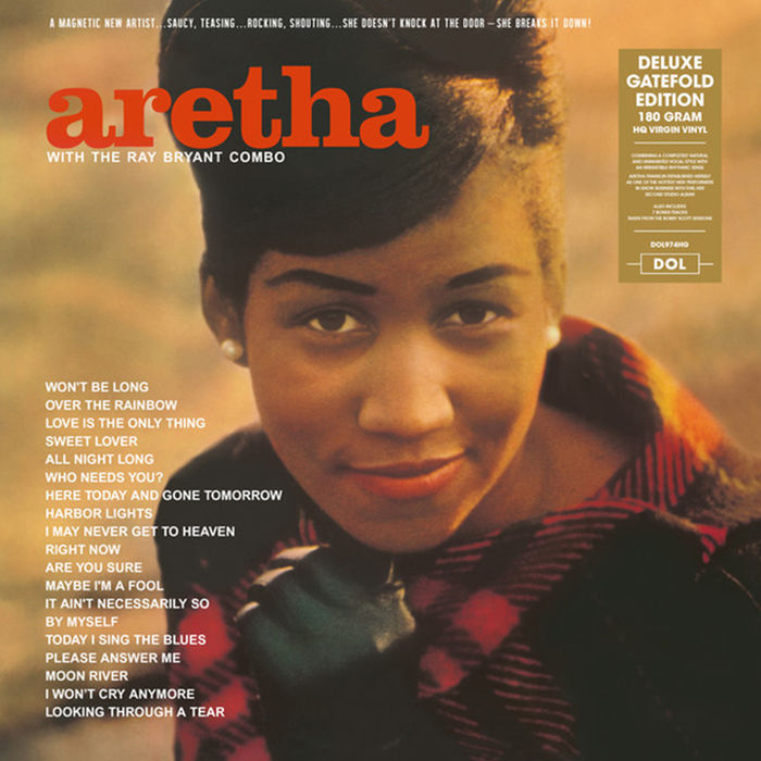 Aretha Franklin - Aretha with the Ray Bryant Combo - Vinile - thumb - MediaWorld.it