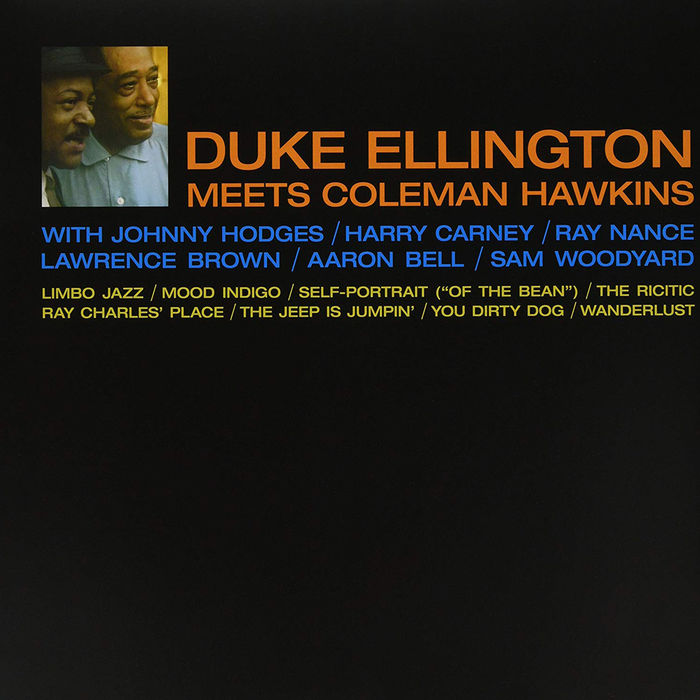 Duke Ellington, Coleman Hawkins - Duke Ellington Meets Coleman Hawkins - Vinile - thumb - MediaWorld.it