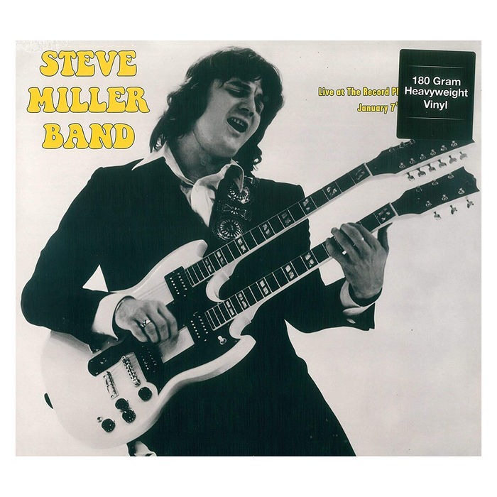 Steve Miller Band - Live at the Record Plant in Sausalito January 7th - Vinile - thumb - MediaWorld.it