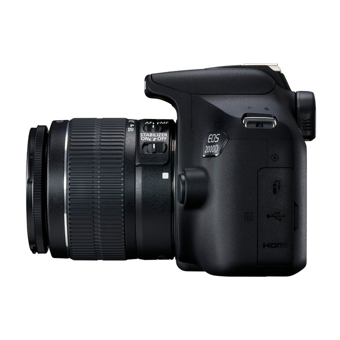 CANON EOS 2000D 18-55 IS + Borsa e scheda Memoria - thumb - MediaWorld.it