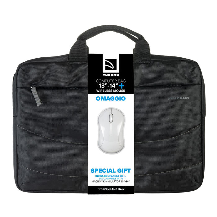 TUCANO BORSA IDEA PC BAG 13.3/14 - thumb - MediaWorld.it