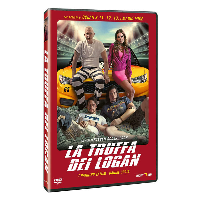 La truffa dei Logan - DVD - thumb - MediaWorld.it