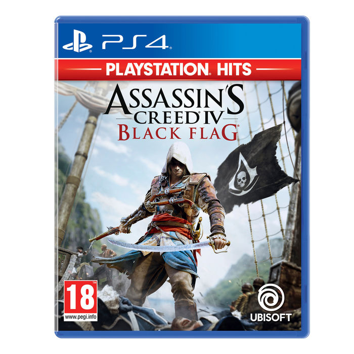 Assassin's Creed 4 Black Flag (Hits) - PS4 - thumb - MediaWorld.it
