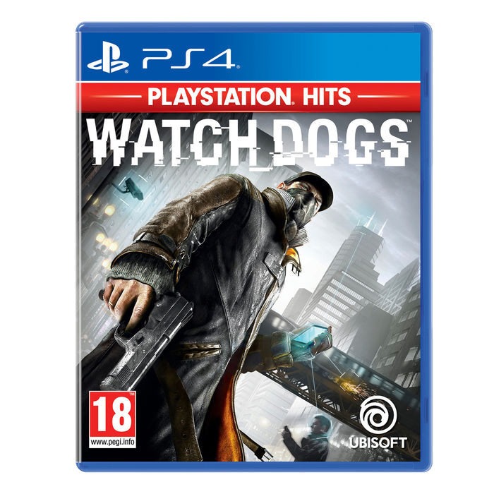 Watch Dogs (Hits) - PS4 - thumb - MediaWorld.it