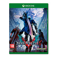 Gioco Azione / Avventura Xbox One PREVENDITA Devil May Cry 5 - XBOX ONE su Mediaworld.it