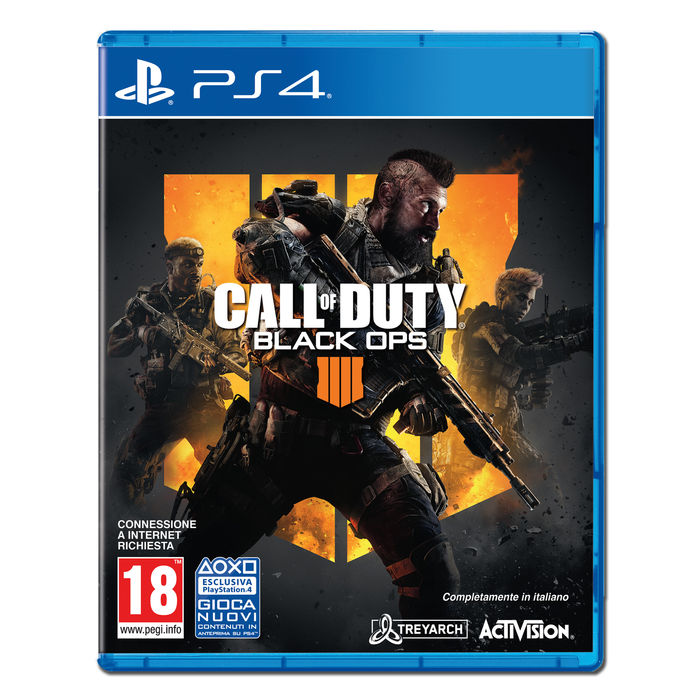 Call of Duty - Black Ops 4 - PS4 - thumb - MediaWorld.it