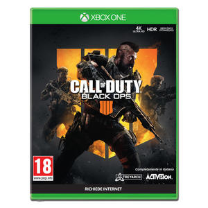 Call of Duty - Black Ops 4 - XBOX ONE - MediaWorld.it
