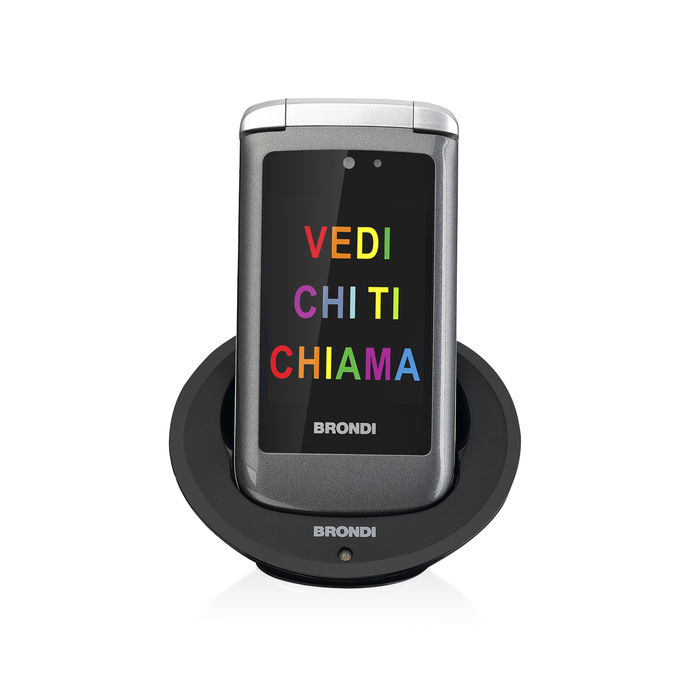 BRONDI Amico Mio 3G Grey - thumb - MediaWorld.it