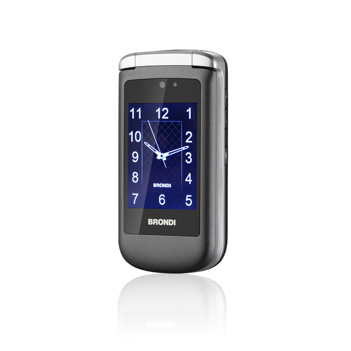 BRONDI Amico Mio 3G Grey - PRMG GRADING KOBN - SCONTO 22,50% - thumb - MediaWorld.it