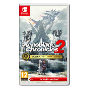Xenoblade Chronicles 2: Torna - The Golden Country - NSW - MediaWorld.it