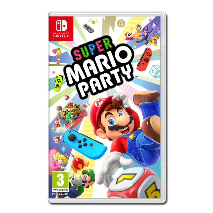 Super Mario Party - NSW - thumb - MediaWorld.it
