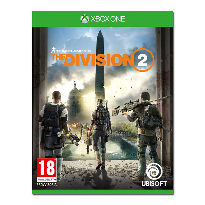 The Division 2 - XBOX ONE - thumb - MediaWorld.it