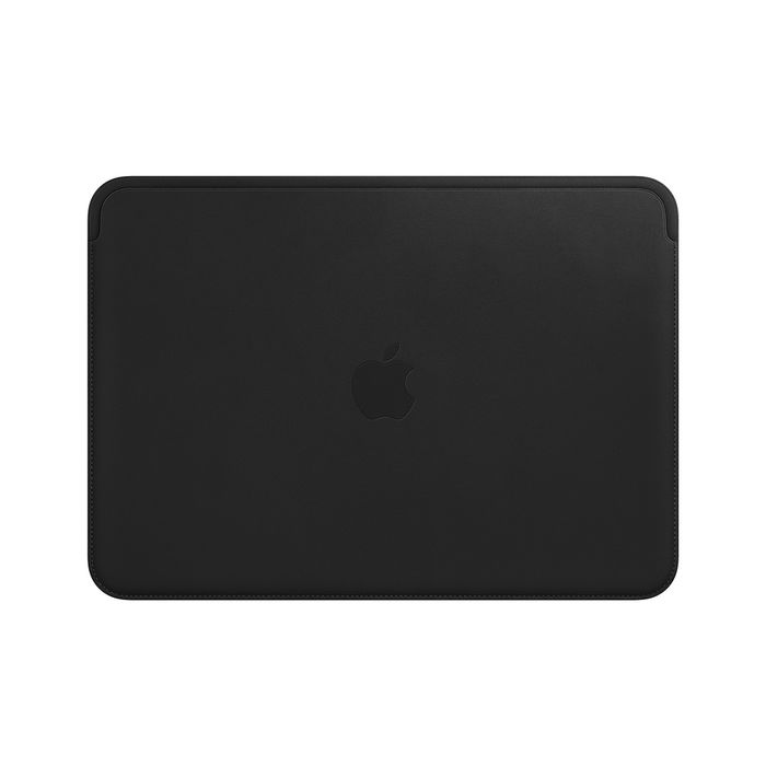 APPLE CUSTODIA PER MACBOOK 12 NERO - thumb - MediaWorld.it