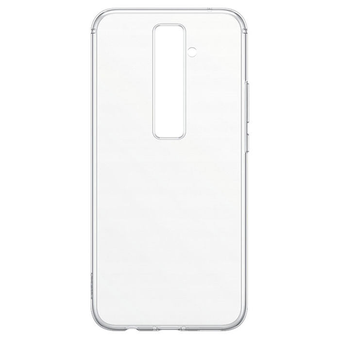HUAWEI TPU case cover Mate 20 Lite Trasparente - PRMG GRADING ONBN - SCONTO 15,00% - thumb - MediaWorld.it
