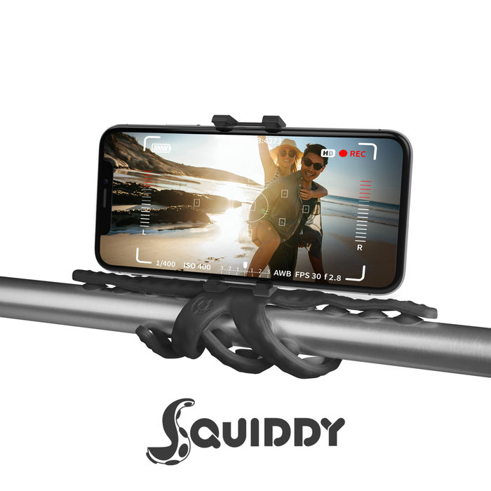 CELLY Supporto flessibile SQUIDDYBK - thumb - MediaWorld.it