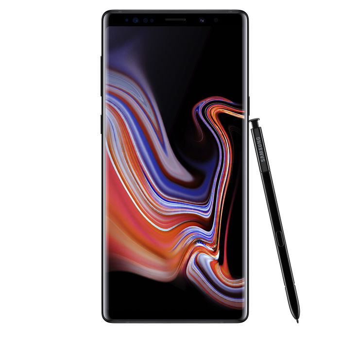 SAMSUNG Galaxy Note9 128Gb Midnight Black - thumb - MediaWorld.it