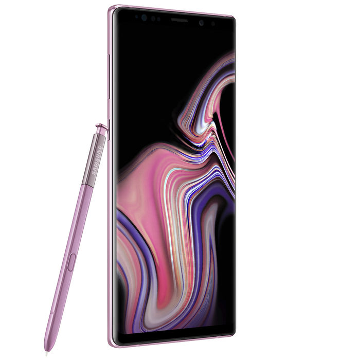 SAMSUNG Galaxy Note9 128Gb Lavender Purple - thumb - MediaWorld.it