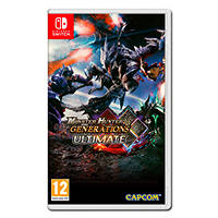 Monster Hunter Generations Ultimate - NSW
