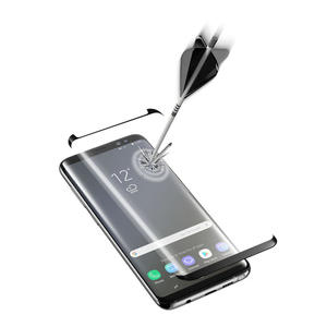 Cellularline Second Glass Curved Capsule vetro - Galaxy Note 9 - thumb - MediaWorld.it