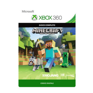 MICROSOFT XBOX 360 MINECRAFT - thumb - MediaWorld.it