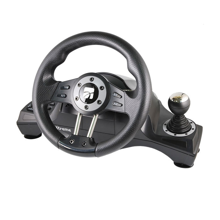 XTREME DIABLO RACING WHEEL - PRMG GRADING OOCN - SCONTO 20,00% - thumb - MediaWorld.it